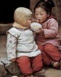 童年的画像(外一首)